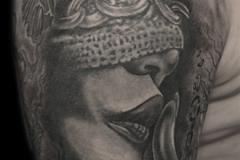 Лицо с Лого
