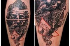 Нептун с Лого